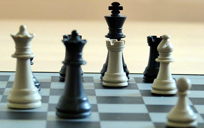 Dorsa Derakshani, Irans #2 womens chess player, has been