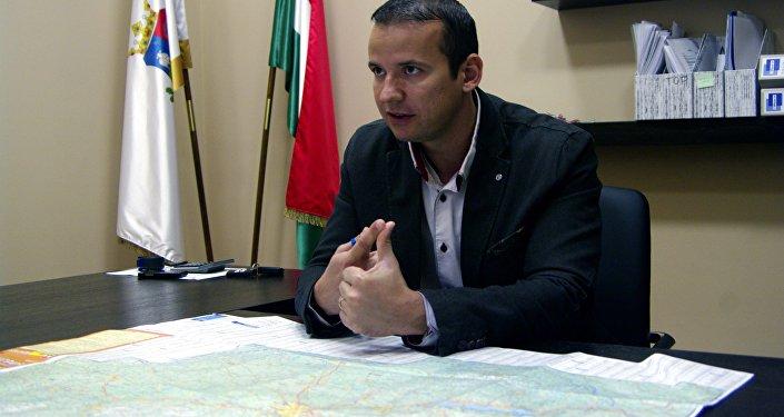 Mayor Toroczkai