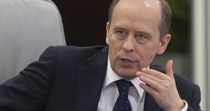 Head of the Federal Security Service Aleksandr Bortnikov