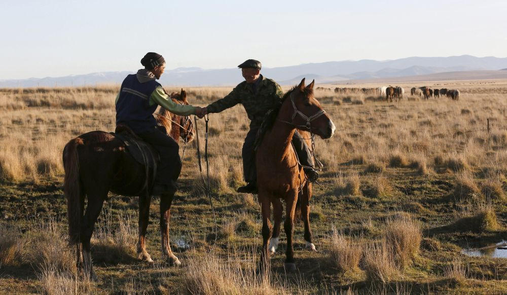 Tuva: A Land of Wonders in Russia's Southern Siberia