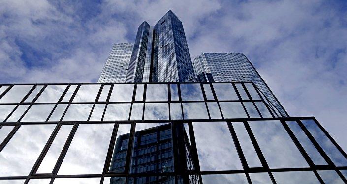 Deutsche Bank headquarters are seen in Frankfurt, Germany October 8, 2015
