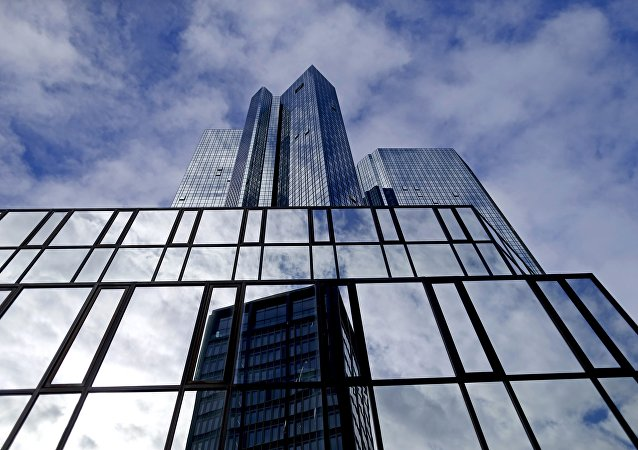Deutsche Bank headquarters are seen in Frankfurt, Germany October 8, 2015