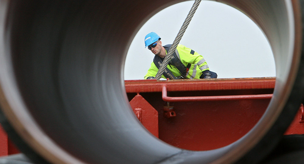 Austrian Vice-Chancellor Plans to Discuss Nord Stream-2 With Gazprom