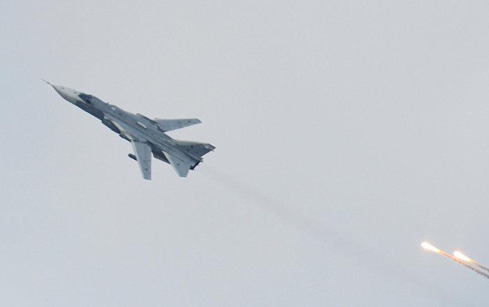 Turkish Jets Ambushed Russian Su-24 - Russian Air Force Commander