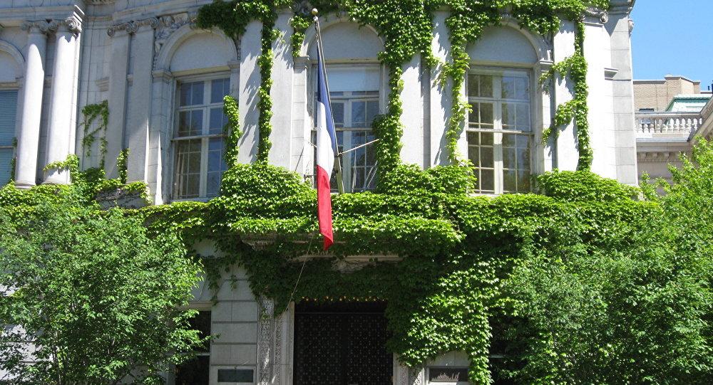 French Embassy in New York