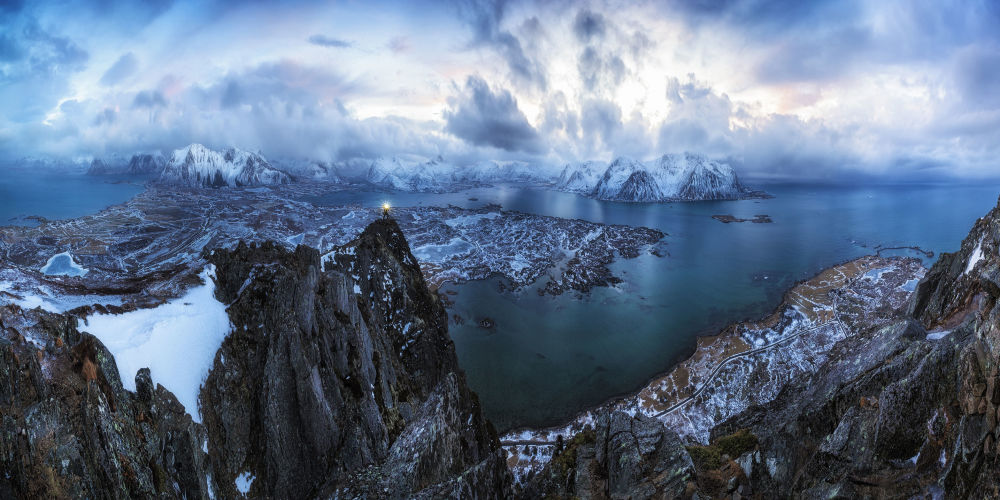 The Wonders of Panoramic Photography: Epson International Pano Awards 2015
