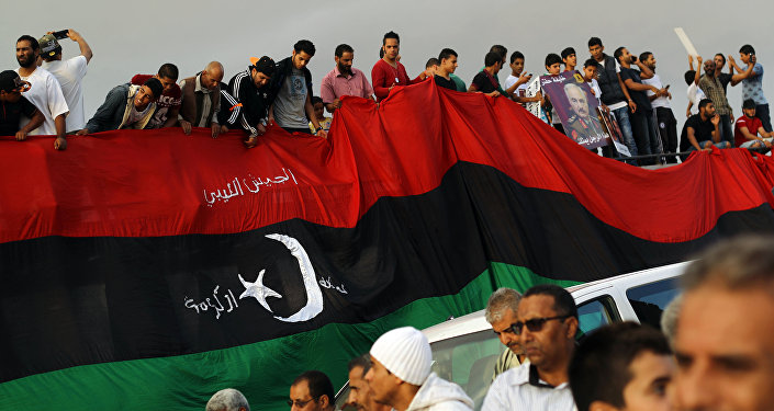 There are effectively two governments in the country, a self-styled and more influential National Salvation Government in the capital city of Tripoli, and a group in the eastern town of Tobruk that won a parliamentary majority at the June 2014 elections and has been recognized by the international community.