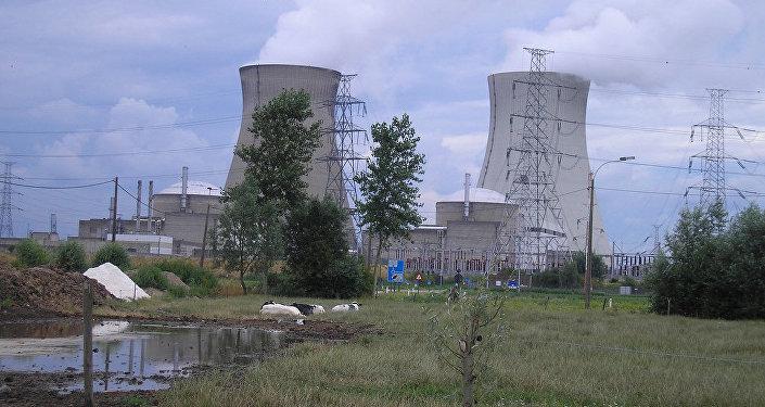 Doel , nuclear power-station