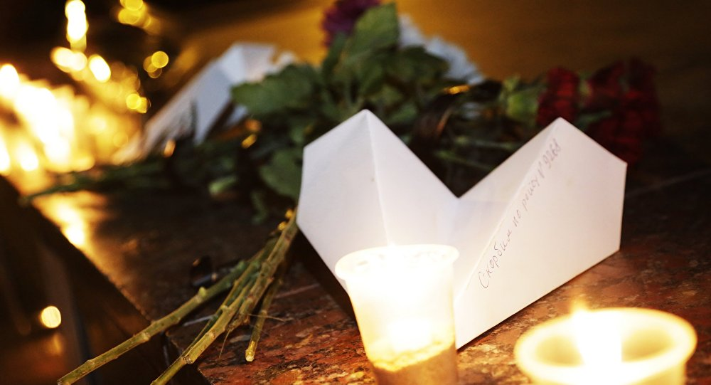 Russian Embassy in India Opens Condolence Book After A321 Crash in Egypt