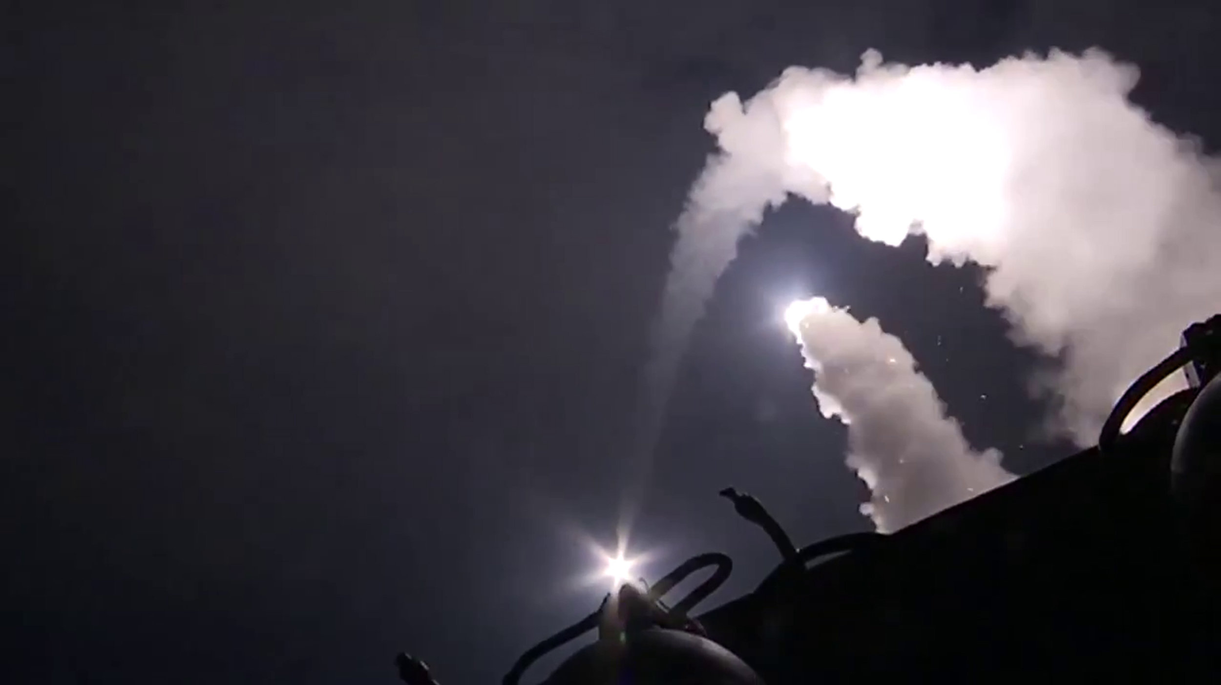 Last month, ships from the Caspian Flotilla launched 26 Kalibr-class cruise missiles from the Caspian Sea at 11 targets in Syria, over 1,500 km away.