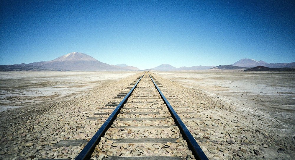Morales: Germany Interested in Building South America Inter-Ocean Railway