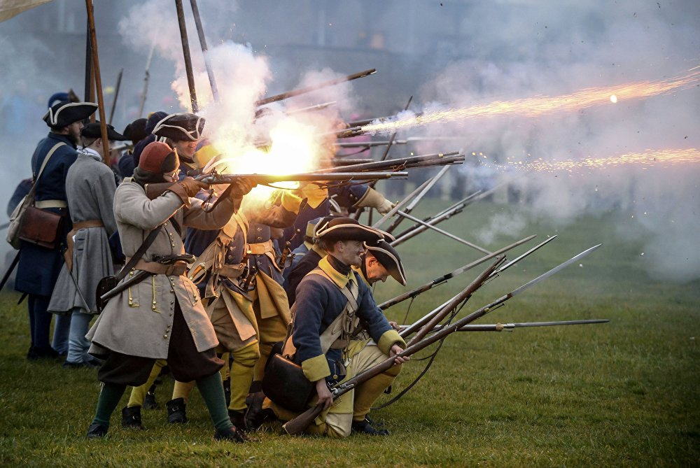 The North Remembers: Reenactment of Historic Great Northern War Battle