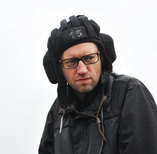Ukrainian former Prime Minister Arseniy Yatsenyuk