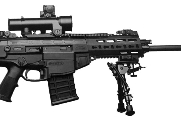 Beretta Defense Technologies ARX-200 battle rifle