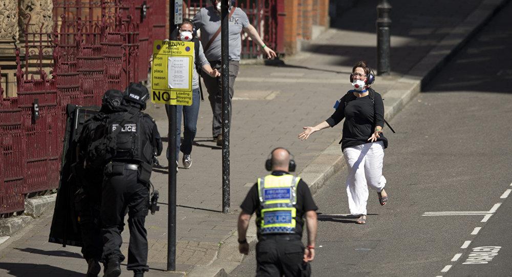 Britain terror attack guidance