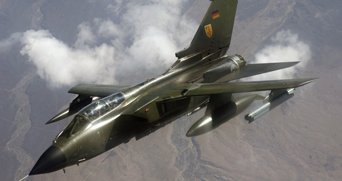 A Luftwaffe (German Air Force), Panavia Tornado IDS aircraft