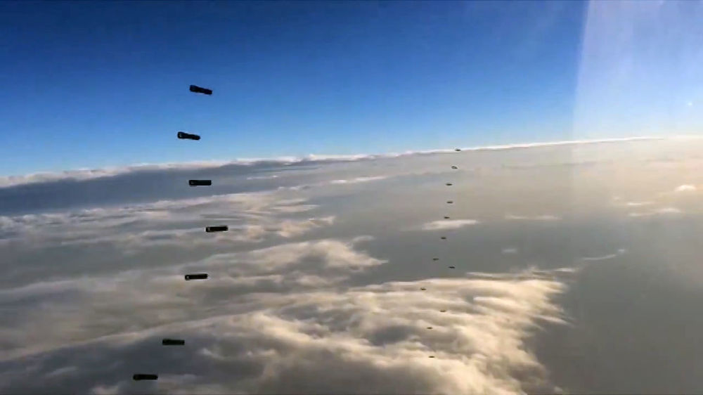 Shock and Awe: Deadly Weapons Unleashed by Russia Against ISIL in Syria