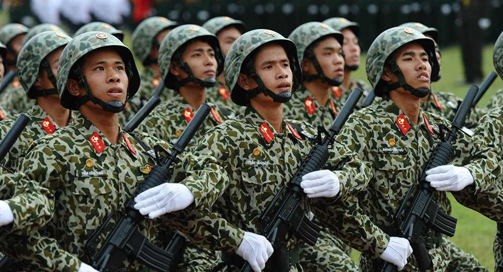 Vietnam military | sputniknews.com