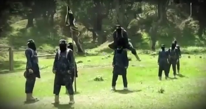 In November Daesh (ISIS/ISIL) published a 14 minute training video reportedly filmed in a camp somewhere between Afghanistan and Pakistan