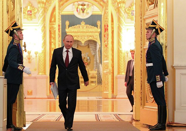Annual State of the Nation Address of Russian President Vladimir Putin