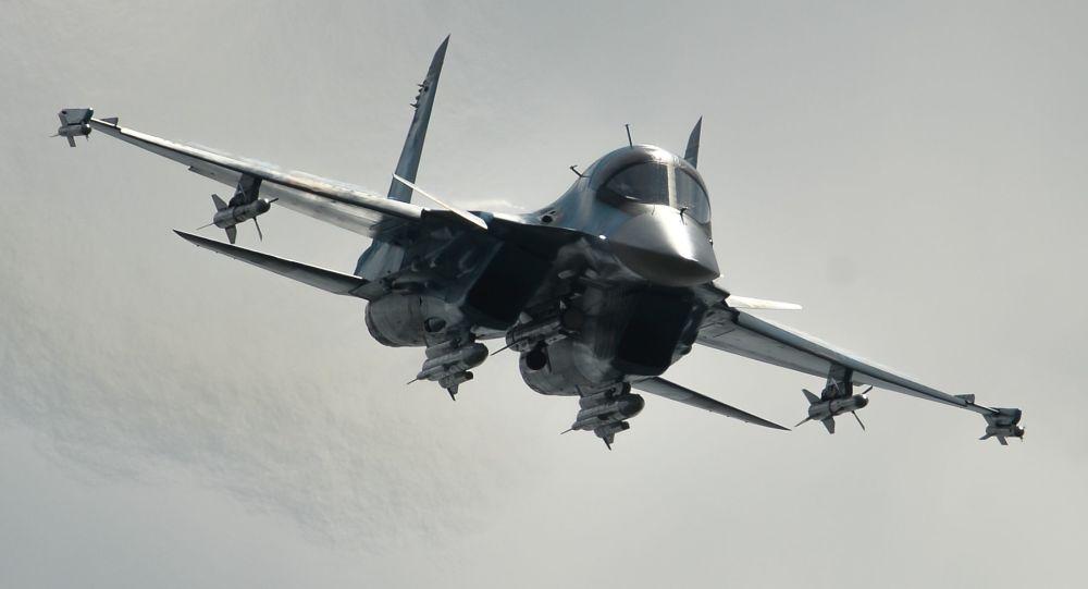 Vídeo — Sukhoi Su-34 codinome OTAN: Fullback