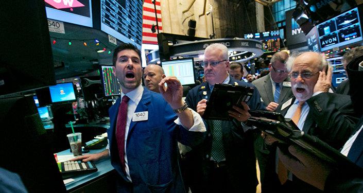 New York Stock Exchange, Wednesday, Dec. 9, 2015