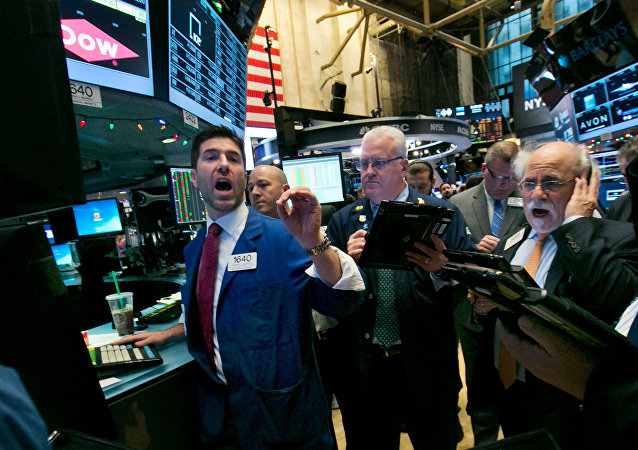 New York Stock Exchange, Wednesday, Dec. 9, 2015