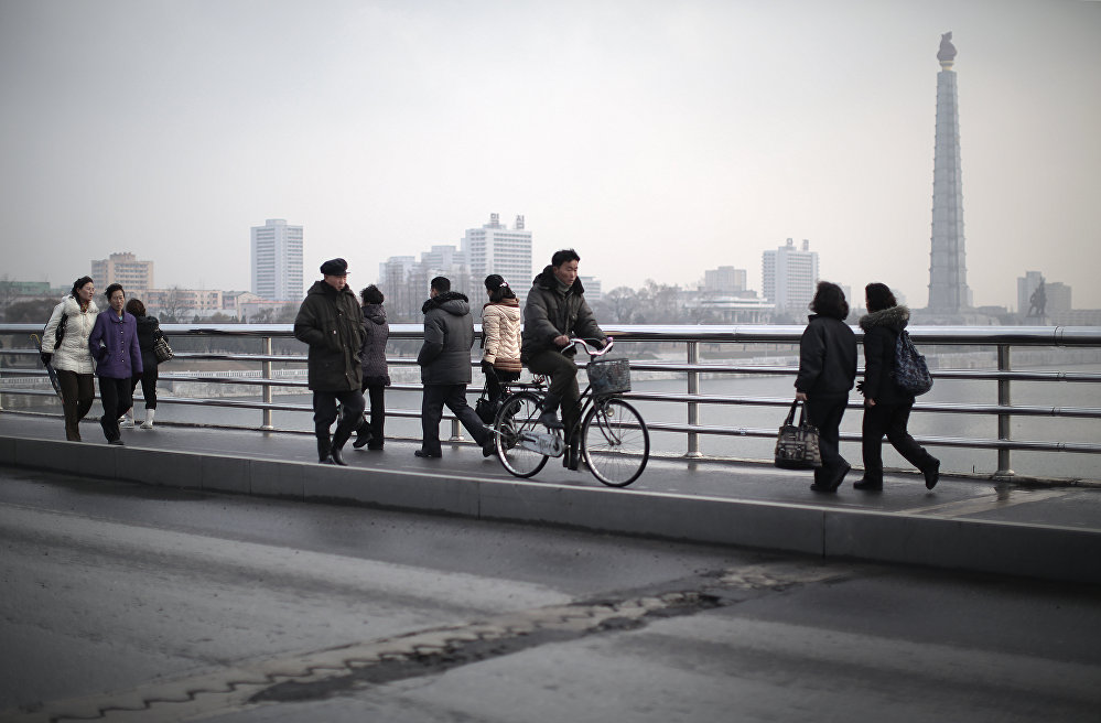 Winter in North Korea: Daily Life of World's Most Closed Society