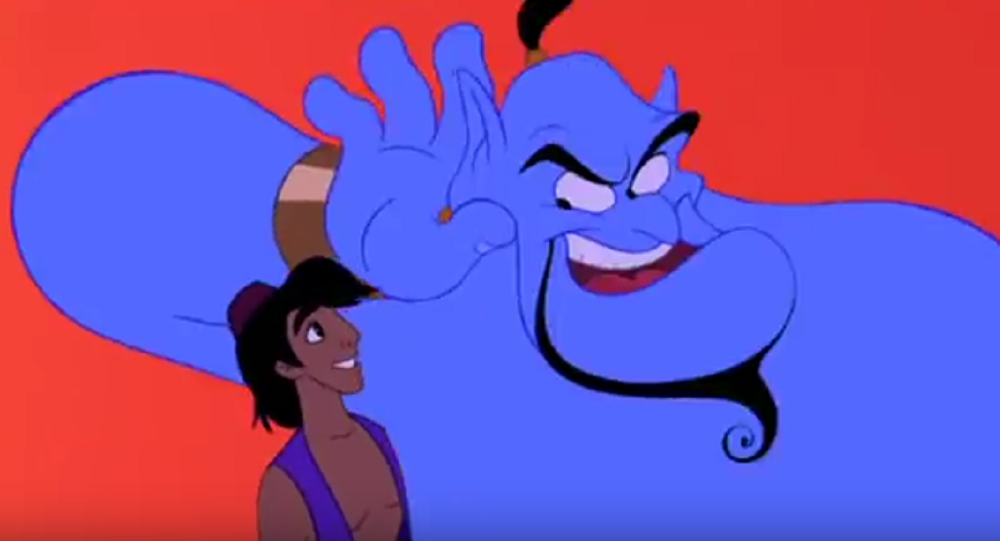 Aladdin - Friend Like Me [High Quality]