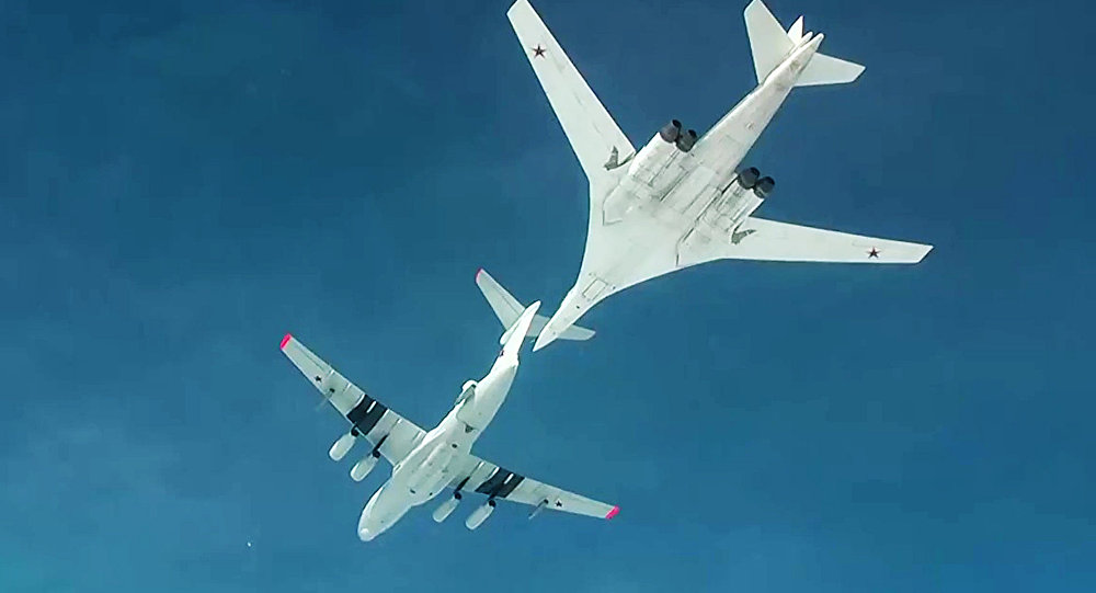 Russian Federation sends two nuclear-capable bombers to Venezuela