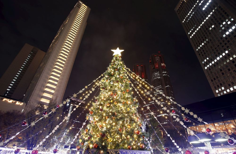 Jingle Bells! Christmas Trees Around the World