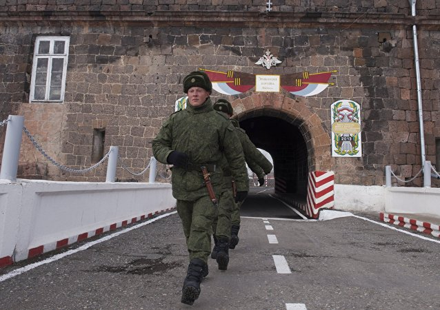 102nd Russian military base in Armenia