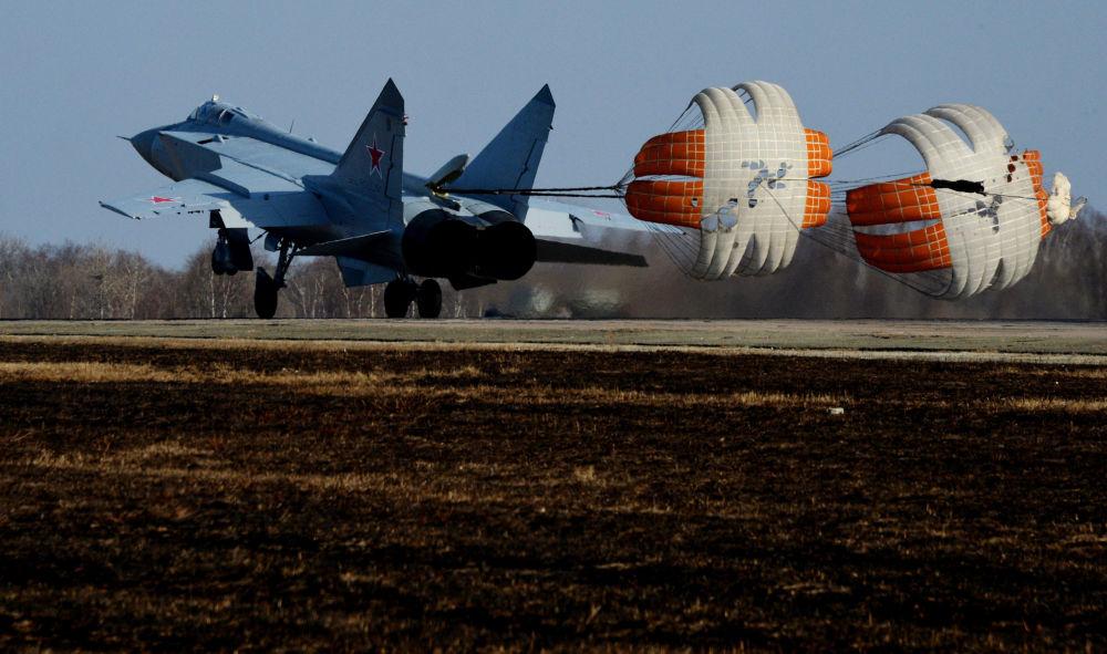 Foxhound Reborn: MiG-31BM Interceptors Enter Service
