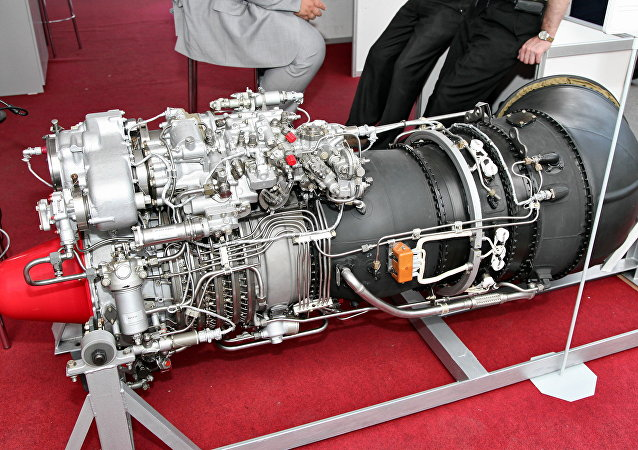 VK-2500 helicopter engine