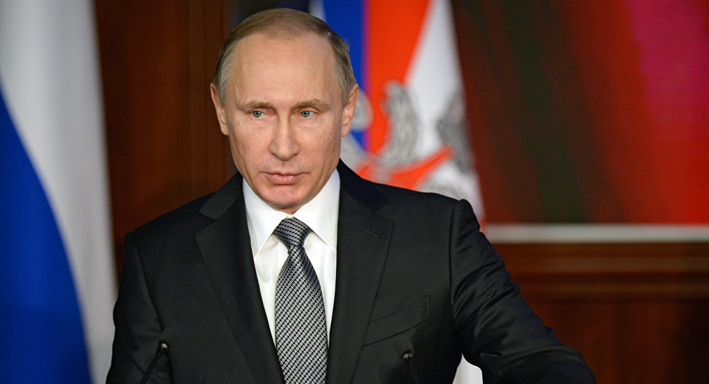 President Vladimir Putin attends expanded meeting of Defence Ministry Board