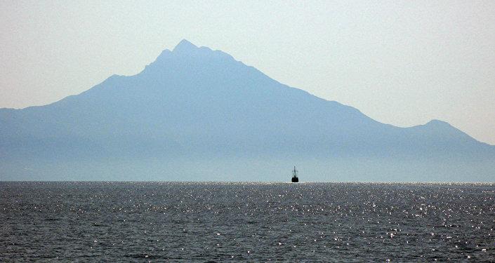 Chalkidiki, Mount Athos