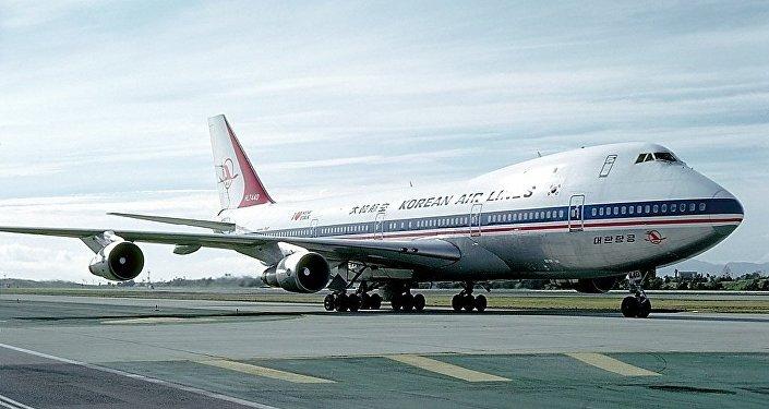 Korean Air Lines Flight 007