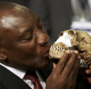 South Africa Deputy President Cyril Ramaphosa.