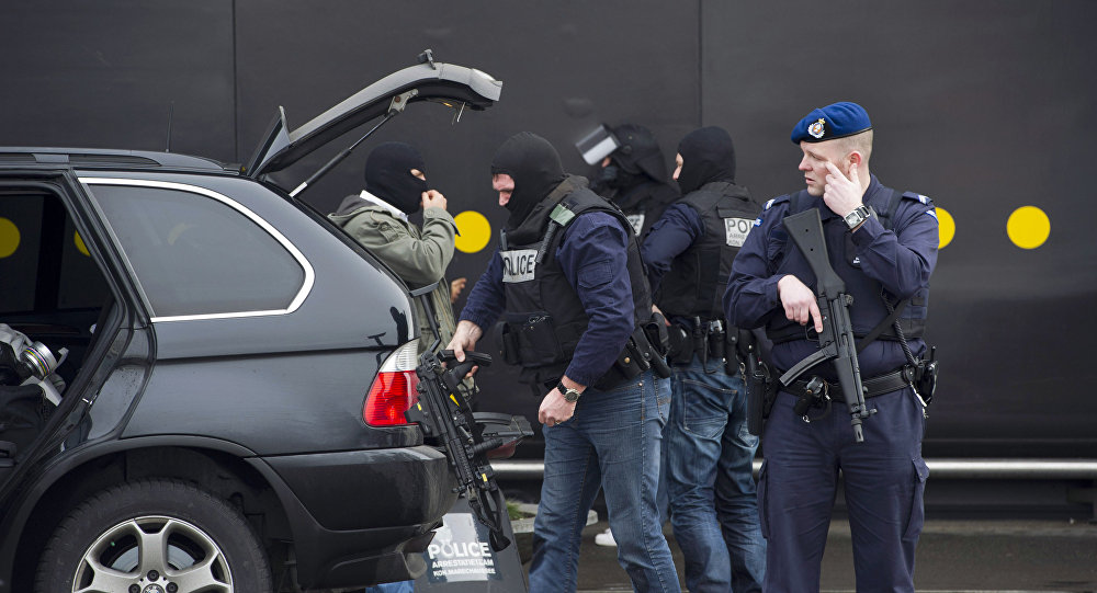 Man arrested in brief Netherlands hostage-taking