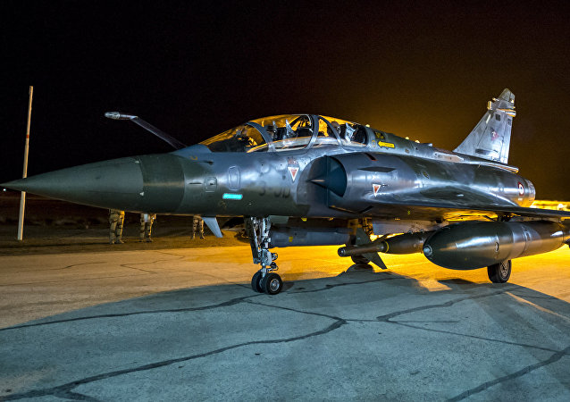 On New Year's eve, two French multi-role fighters Mirage 2000 reportedly staged a series of strikes on oil refineries owned by Daesh in northern Syria