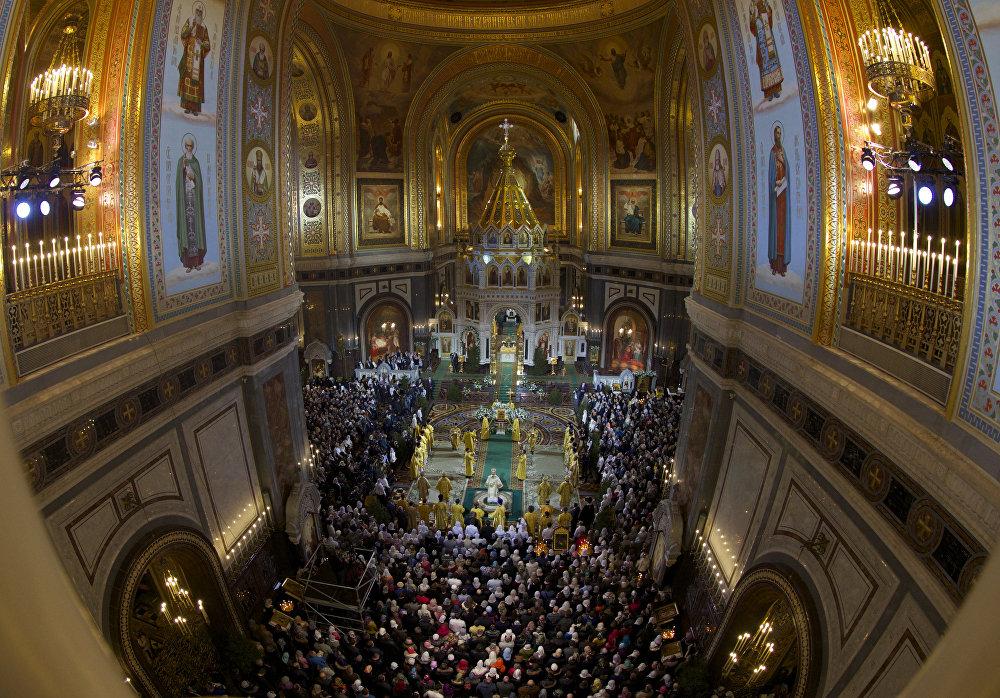 How Russia Celebrates Orthodox Christmas