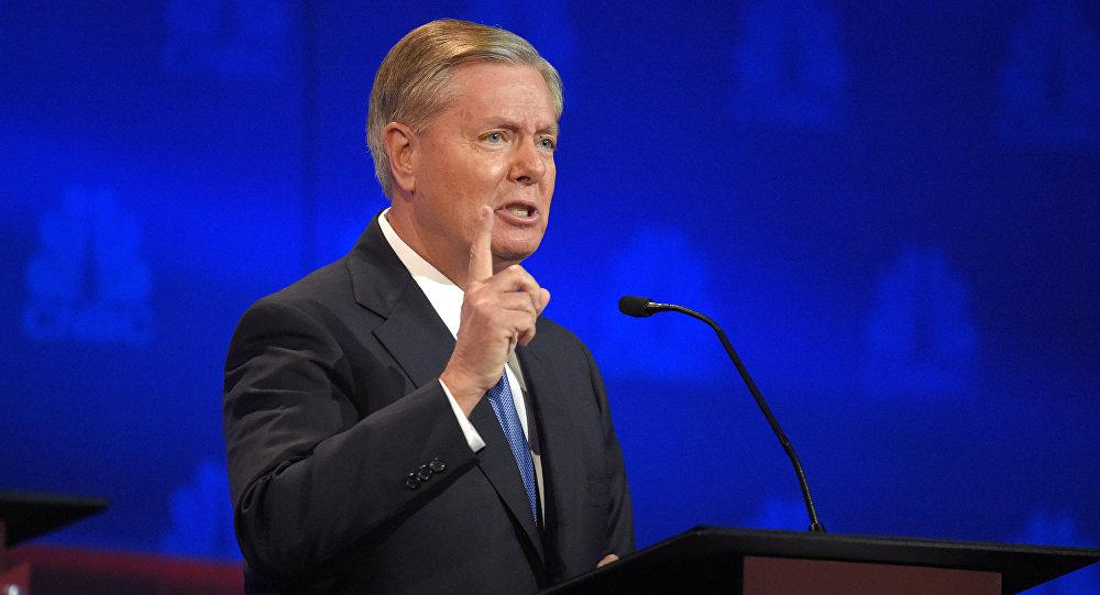 US Senator Lindsey Graham