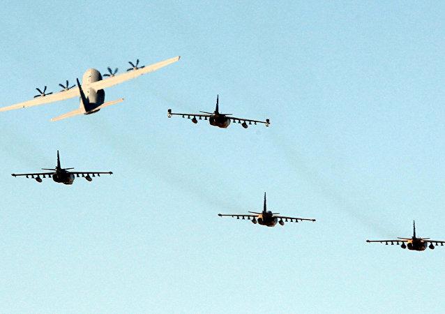 Iraqi military planes