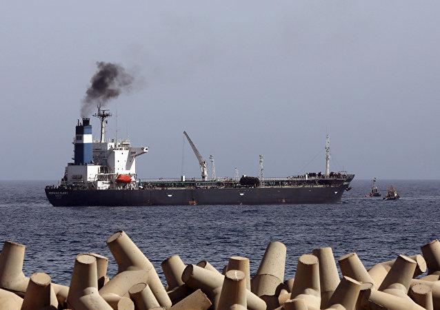Oil tanker Morning Glory