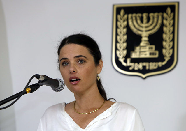 The Minister of Justice of the Jewish State, Ayelet Shaked, has come out flat for creation of a Kurdish state that is to weaken Iran and Turkey.