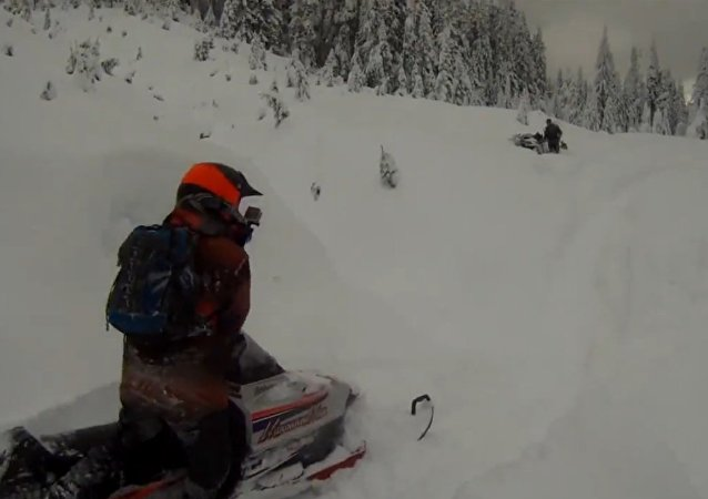 Snowmobilers, Unite! When Snow Riding Goes Wrong