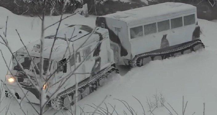 Ruslan All-Terrain-Vehicle