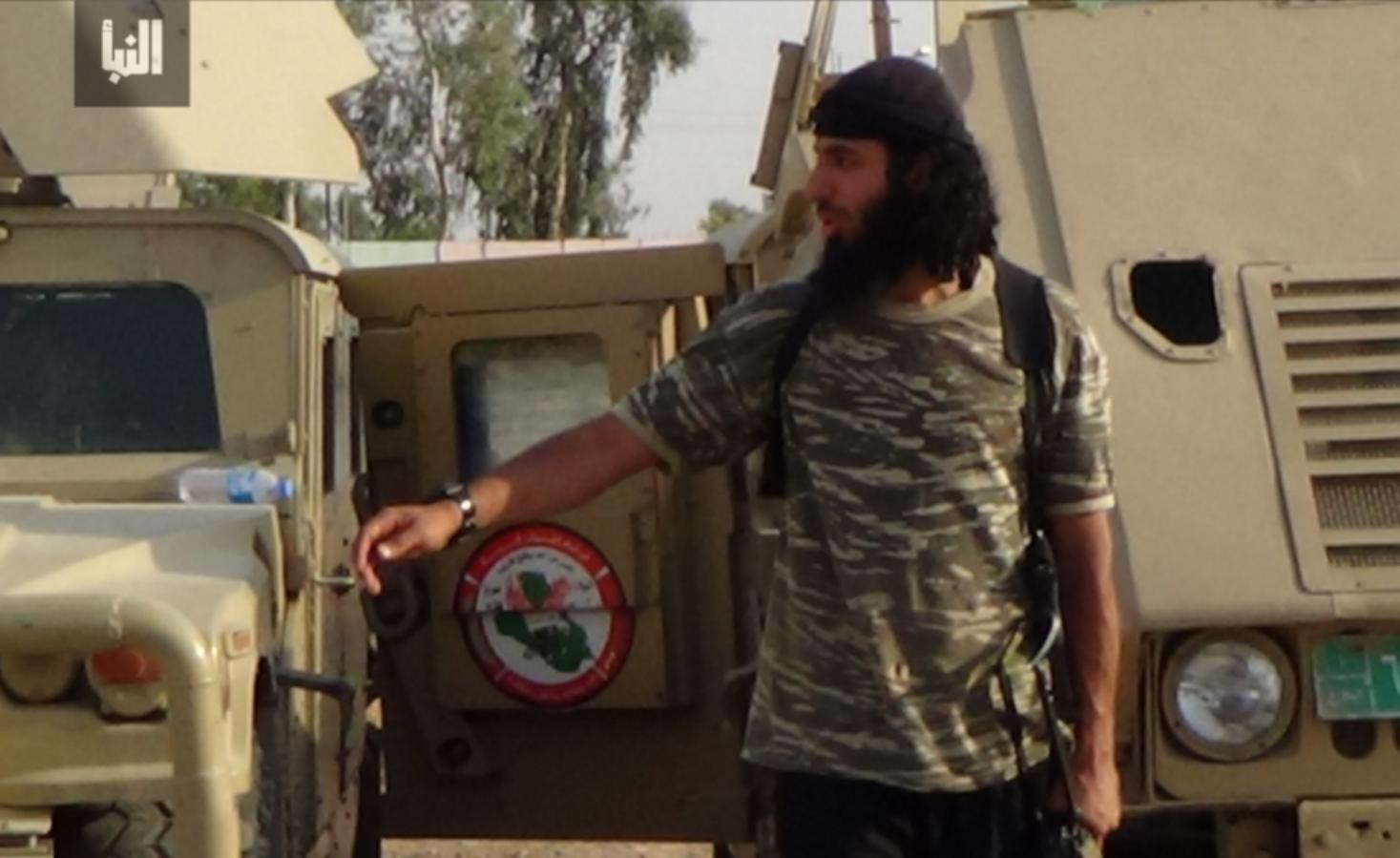 Mohammed Emwazi, better known as Jihadi John