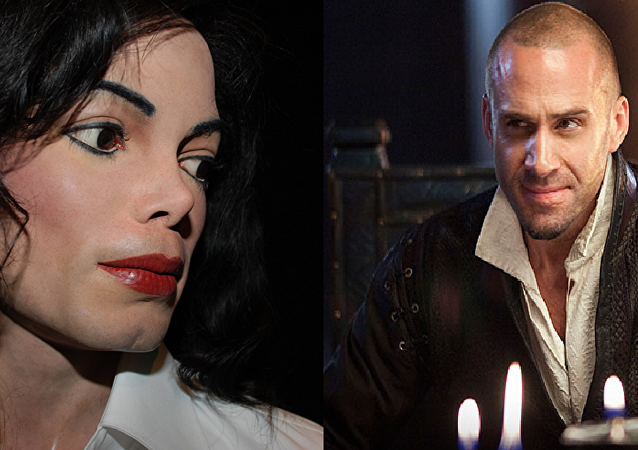 Say What? White Actor to Play Michael Jackson