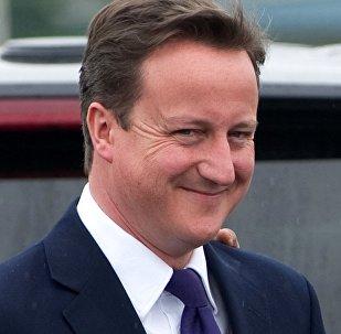 UK PM David Cameron